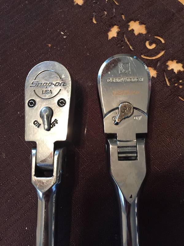 gearwrench 120xp vs 84t Gearwrench