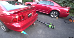 how to find an exhaust leak in 2018 with spray bottle and repair it