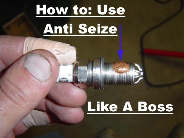 How to use Anti Seize