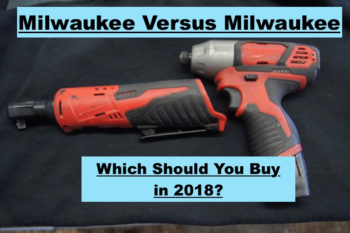 Milwaukee M12 Fuel 3/8 Impact Driver Vs. M12 Fuel 3/8 Ratchet (Which Should You Buy?)