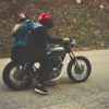 How to get home if your throttle cable snaps or breaks while riding couple on a motorcycle