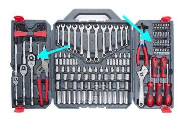 Best Starter Mechanic Tool Set Under $100