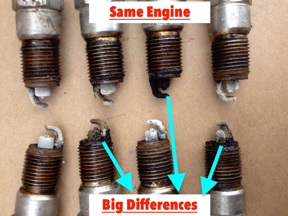 Good Spark Plugs VS. Bad With Photos & Examples