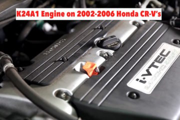Used Car Buying Guide for 2002-2006 Honda CRV's: With Photos